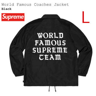 Supreme - 【Supreme】World Famous Coaches Jacket L