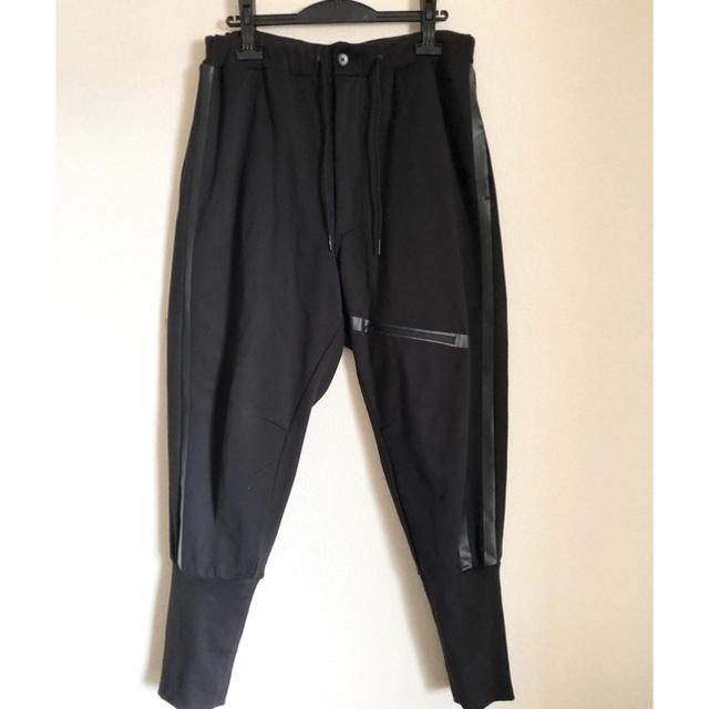Y-3(ワイスリー)の【美品】18-19SS Y-3 テーピング スウェットパンツ yohji メンズのパンツ(その他)の商品写真