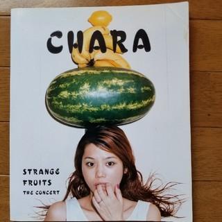 レア!CHARA!Chara!写真集!コンサートグッズ!(ミュージシャン)