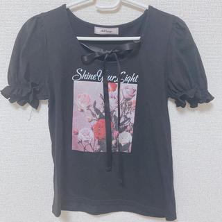 アンクルージュ(Ank Rouge)のAnk Rouge Tシャツ(Tシャツ(半袖/袖なし))