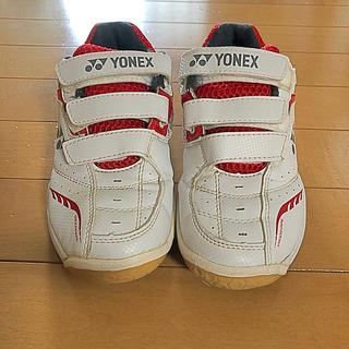 ヨネックス(YONEX)のまちこ様専用 バトミントンシューズ キッズ 21センチ(スニーカー)