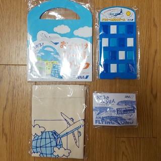 エーエヌエー(ゼンニッポンクウユ)(ANA(全日本空輸))のANA エコバッグ&玩具(エコバッグ)