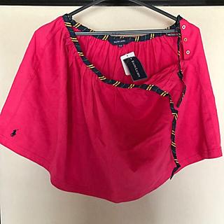 ラルフローレン(Ralph Lauren)のラルフローレン ピンク スカート(ミニスカート)