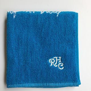 ロンハーマン(Ron Herman)のロンハーマン☆ ハンドタオル《Turquoise》(ハンカチ/ポケットチーフ)