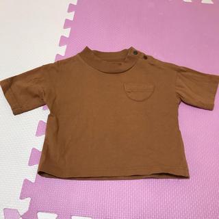 マーキーズ(MARKEY'S)のMARKEY'S シンプル トップス Tシャツ 80 綿 マーキーズ ポケット(シャツ/カットソー)