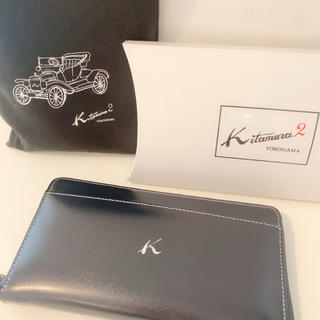 キタムラ(Kitamura)のKitamura 長財布 新品(財布)