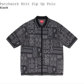 シュプリーム(Supreme)のPatchwork Knit Short とZip Up Polo (ポロシャツ)