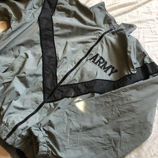 ピースマイナスワン(PEACEMINUSONE)のジヨン着 gd リフレクター ARMY ジャケット 米軍実物 IPFU (ミリタリージャケット)