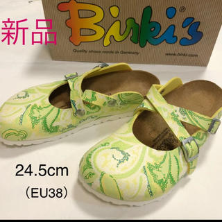 BIRKENSTOCK - 【新品】ビルケンシュトック ドリアン 箱付 24.5cm
