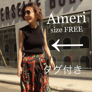 アメリヴィンテージ(Ameri VINTAGE)の@Ameri vintage タンクトップ(タンクトップ)