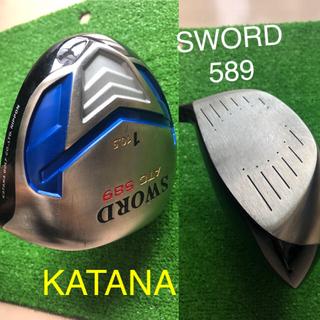 カタナ(KATANA)のKATANA ドライバー  SWORD589(クラブ)