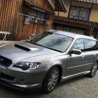 スバル - レガシィツーリングワゴン GT Spec  B AWD