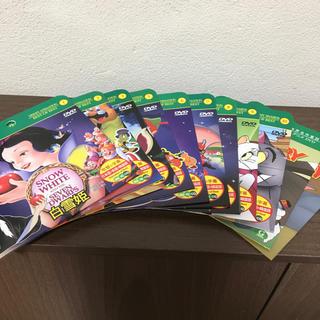 ディズニー(Disney)のディズニー DVD 世界名作童話 11枚セット まとめ売り(キッズ/ファミリー)