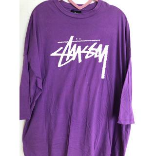 ステューシー(STUSSY)の〈レア〉STUSSY(ステューシー)bigT(Tシャツ(長袖/七分))