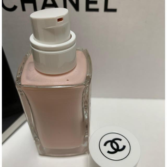 CHANEL(シャネル)のシャネル ルブラン ロージードロップス ルブラン クレンジング コスメ/美容のベースメイク/化粧品(フェイスカラー)の商品写真