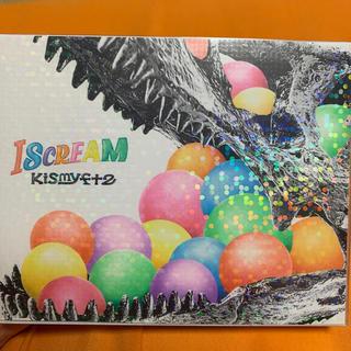キスマイフットツー(Kis-My-Ft2)のI SCREAM ( 完全生産限定盤 )(アイドル)