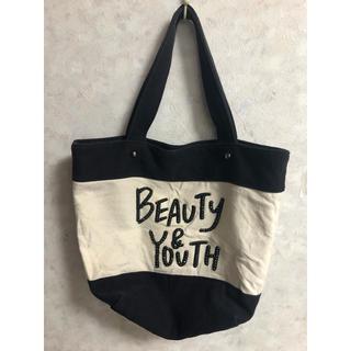 ビューティアンドユースユナイテッドアローズ(BEAUTY&YOUTH UNITED ARROWS)のbeauty and youth バッグ(ハンドバッグ)