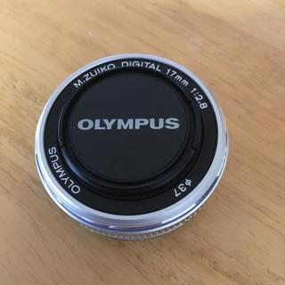 オリンパス(OLYMPUS)のオリンパス M.ZUIKO 17mm f2.8 (レンズ(単焦点))