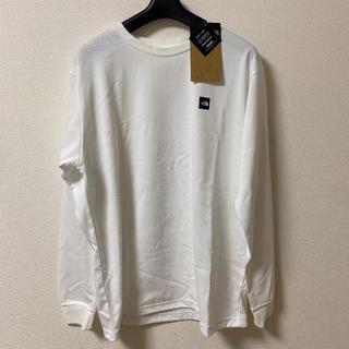 THE NORTH FACE - ノースフェイス  ロンT メンズL Tシャツ