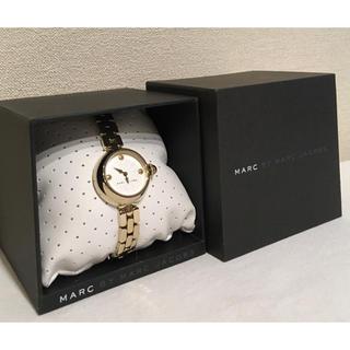 MARC JACOBS - 【新品未使用】マークジェイコブス MARC JACOBS レディース 腕時計