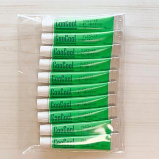 ウェルテック コンクール ジェルコートF (10本入)(歯磨き粉)