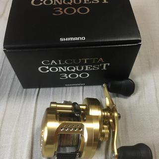 コンクエスト(CONQUEST)のカルカッタコンクエスト300HG(リール)