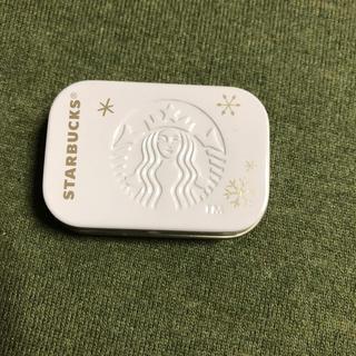 スターバックスコーヒー(Starbucks Coffee)の新品未開封 スターバックス  コーヒーミント缶(小物入れ)