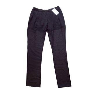 ドロシーズ(DRWCYS)の新品 定価7875円 ドロシーズ DRWCYS シルク 絹 シフォン パンツ (カジュアルパンツ)