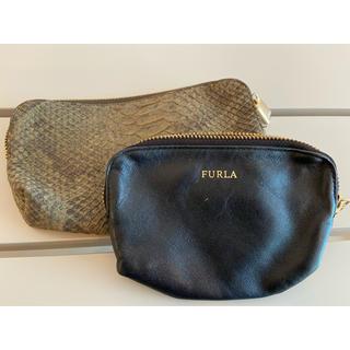 フルラ(Furla)の⦅m45さま専用⦆【ほぼ未使用】FURLA ポーチ セット(ポーチ)
