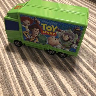 トイストーリー(トイ・ストーリー)のトイストーリー トラック トミカ収納(知育玩具)