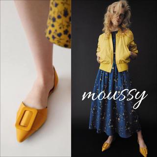 マウジー(moussy)のmoussy RETOLO FLAT SHOES☆ジーナシス SLY ムルーア(ハイヒール/パンプス)