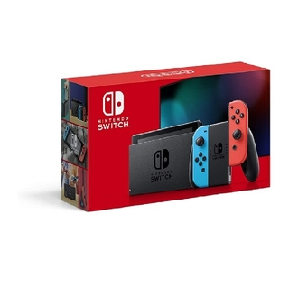 ニンテンドースイッチ(Nintendo Switch)のニンテンドースイッチ ネオン (家庭用ゲーム機本体)