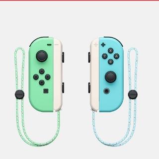 ニンテンドースイッチ(Nintendo Switch)のあつまれどうぶつの森同梱のジョイコン(その他)