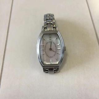 4℃ - 4℃ ほんのりピンクの腕時計
