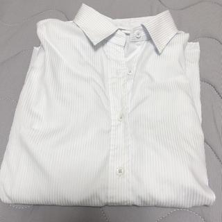 スーツカンパニー(THE SUIT COMPANY)のワイシャツ ブルー(シャツ/ブラウス(長袖/七分))