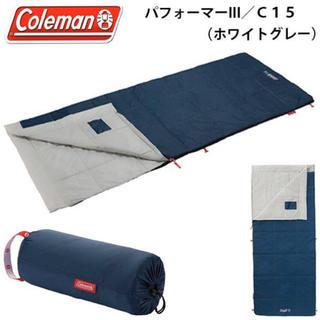 コールマン(Coleman)の♪新品未開封♪ コールマン 寝袋 スリーピングバック(寝袋/寝具)
