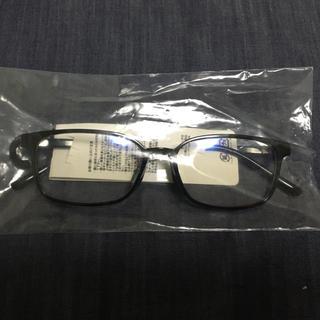 ユニクロ(UNIQLO)の【新品】UNIQLOユニクロクリアーサングラス(サングラス/メガネ)