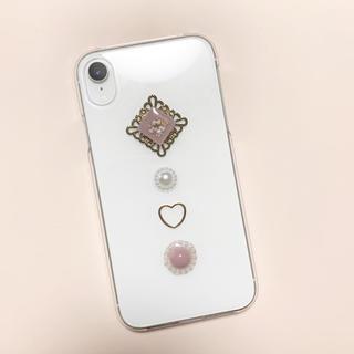 エブリン(evelyn)のiPhoneケース XR(iPhoneケース)
