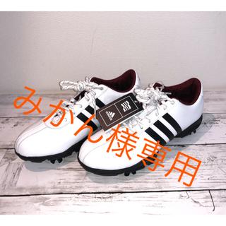 アディダス(adidas)の専用‼️  adidas アディダス ゴルフシューズ レディース 22.5㎝(シューズ)