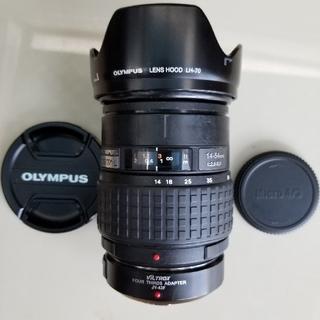 オリンパス(OLYMPUS)のオリンパス ZD 14-54mm F2.8-3.5 m4/3アダプター付(レンズ(ズーム))