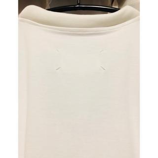 マルタンマルジェラ(Maison Martin Margiela)の新品☆メゾンマルジェラ☆ホワイトTシャツ(Tシャツ(半袖/袖なし))