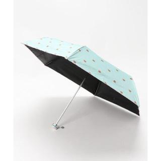 ポールアンドジョー(PAUL & JOE)の最終価格【未使用タグ付き】ポール&ジョー PAUL&JOE 晴雨兼用折りたたみ傘(傘)