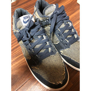 "ナイキ(NIKE)のNIKE DUNK LOW CL ""DENIM"" (304714-441)(スニーカー)"