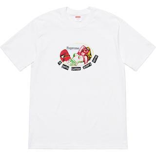 シュプリーム(Supreme)のSupreme I Gets Better Every Time Tee(Tシャツ/カットソー(半袖/袖なし))