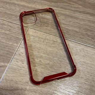 アップル(Apple)のiPhone11Pro Max ゴールデンレッド(iPhoneケース)