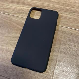 エレコム(ELECOM)のiPhone11Pro Max シリコンケース(iPhoneケース)