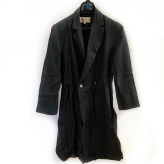 ボールジィ(Ballsey)のボールジー BALLSEY サイズ38 M 黒 レディース 春・秋物 コート(トレンチコート)