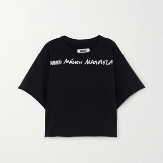 エムエムシックス(MM6)のMM6 Maison Margiela ロゴ Tシャツ(Tシャツ(半袖/袖なし))
