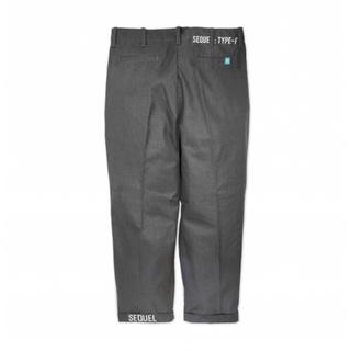 フラグメント(FRAGMENT)のGLAY SEQUEL SQ-206-PANTS-16 CHINO pants(チノパン)