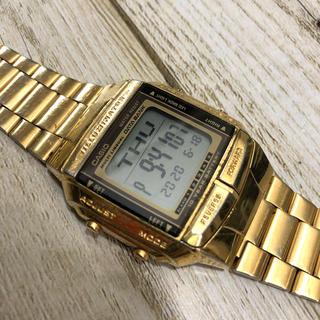 カシオ(CASIO)のCASIO DB-360 データバンク(腕時計(デジタル))